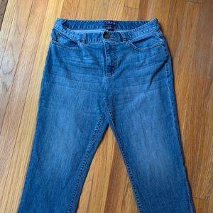 Chaps Crop Jeans